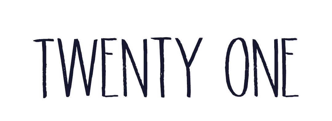 Twenty One – Media